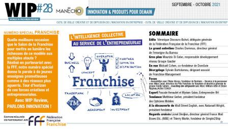Manecho - WIP spécial Franchisés